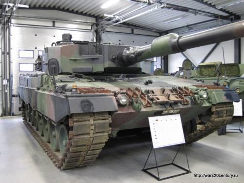 танк Леопард 2 А4