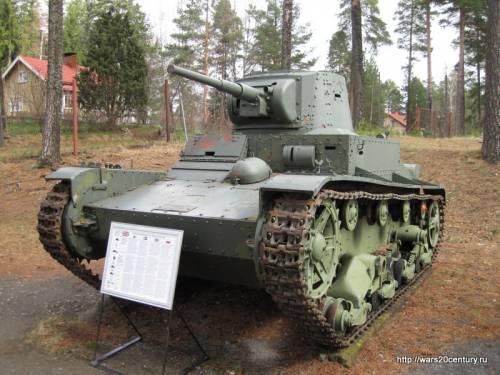 танк Виккерс 6-тонный